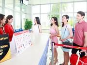 越捷航空公司继续推出100万春节国内特价机票