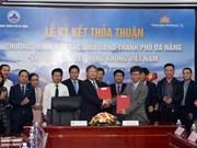 岘港和越航合作促进旅游、贸易和投资