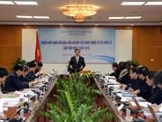 王廷惠副总理:推动经济一体化是2018年的核心任务
