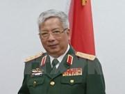 越南与法国举行第二次国防政策对话
