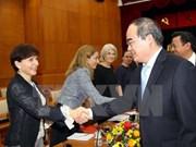 胡志明市与欧盟合作潜力巨  大前景光明