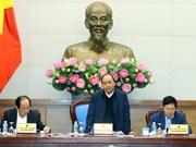 政府总理阮春福主持召开越老合作委员会会议