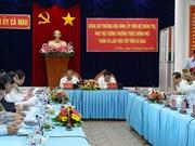 张和平:金瓯省需采取突破性措施来确保经济可持续发展