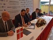 丹麦将采用绿色技术在越南兴建沥青粘合剂生产厂