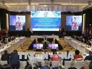 亚太议会论坛年会:女性议员会议正式开幕