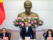 阮春福总理:竞赛奖励工作应以人民为中心