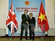 英国外交部国务大臣马克:越英合作层次比人们想象的还深