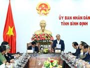 阮春福总理:在开发旅游过程中有效发挥平定省文化特色
