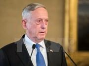 美国防长会见印尼外长