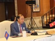 东盟-印度高官会在首都新德里召开