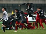 中国媒体盛赞越南U23球队在亚锦赛的战绩