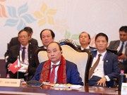 阮春福出席东盟与印度建立对话伙伴关系25周年纪念峰会