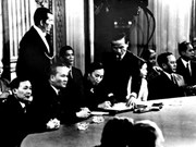 巴黎协定——与世长存的伟大历史里程碑