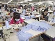 越南保持出口增长态势