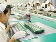 2017年越南对马来西亚的商品出口额保持乐观增长态势