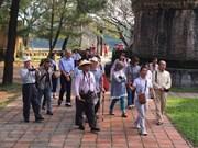 2018年1月越南国际游客到访量达143万人次