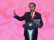 印尼总统佐科·维多多对阿富汗进行正式访问