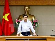 越南政府副总理责成向4个省份贫困者发放大米