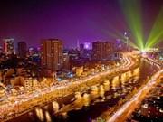 胡志明市对外交往活动为经济社会发展提供服务