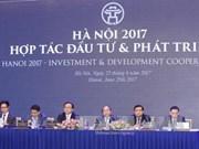 河内扩大国际合作:外国投资商的投资乐土