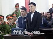 黄德平阮南峰刑事案件一审公开开庭审理
