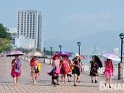 2018戊戌年春节期间岘港市力争接待外国游客量约达13万人次