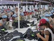 河内援助企业扩大出口市场