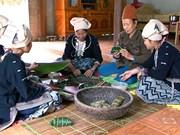 越南宣光省钱瑶人的春节