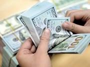 13日越盾兑美元中心汇率上涨8越盾
