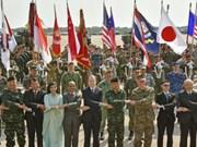 近30国家参加东南亚最具规模的军演