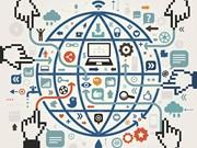 互联网改变边境人民的生活方式