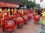 太平省隆重举行神光寺庙会  四面八方游客接踵来而来