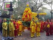 越南各地陆续举行春季庙会和迎春活动