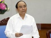 政府总理发布通知督促各级政府部门春节过后迅速推进任务落实