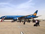 2018年春节期间越南航班数量突破性增长