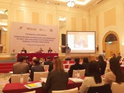 第50届国际台风委员会在河内召开会议