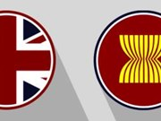 英国政府关心推动与东南亚国家的经贸投资合作