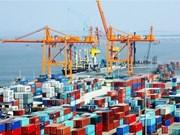 2018年1月初至2月上半月越南商品出口额同比增45.8%