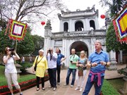 2018年2月份 越南国际游客到访量同比增长19.4%