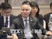 东盟通过经济合作促进地区互联互动各项优先事项