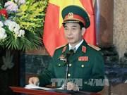 越南高级军事代表团对马来西亚进行正式友好访问