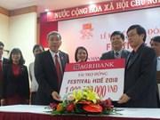 越南农业与农村发展银行成为2018年顺化文化节的第二大赞助商