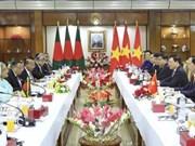 越南外交副部长邓廷贵:陈大光出访印孟之旅在各个方面上都取得圆满成功