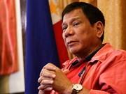 菲律宾总统将不出席东盟—澳大利亚峰会