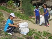 """""""绿色星期日""""活动有助于提高青年的环保意识"""