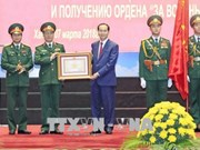 陈大光:越俄热带中心成为越俄跨领域热带研究基地