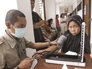 印尼向全民普及医疗卫生保险