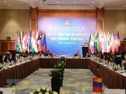 第十二届东盟地区论坛专家名人小组会议在河内开幕