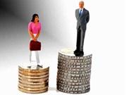 全球要花70年才能解决男女同工不同酬状况