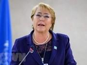 智利总统米歇尔·巴切莱特:CPTPP是关于推进国际融合的承诺